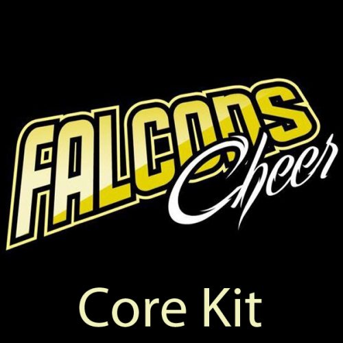 Falcons Cheer Core kit