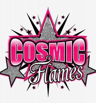 Comic Flames