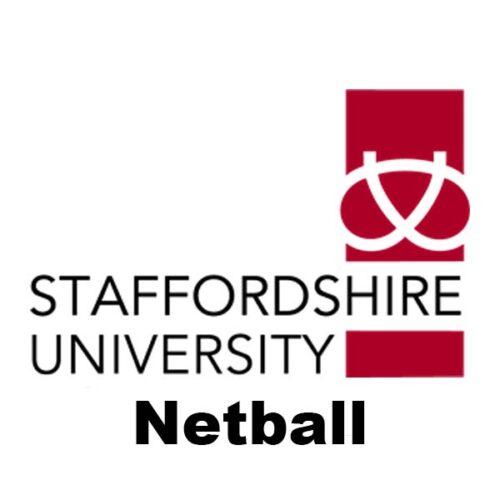 Staffordshire University Netball
